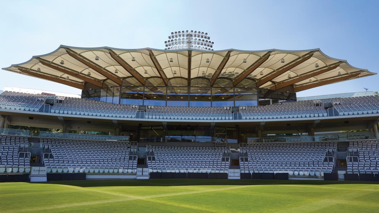 Lords cricket ground_american white oak glulam