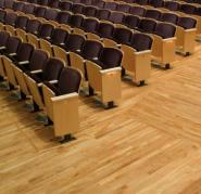 Flooring and theatre seating
