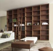 WALL STREET bookcase