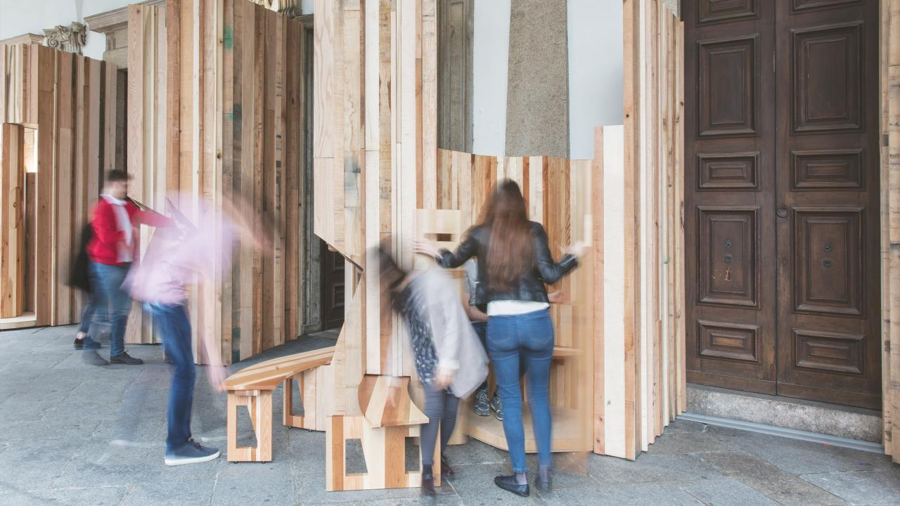 Milan design week_too good to waste_Benedetta Tagliabue_Benchmark_AHEC